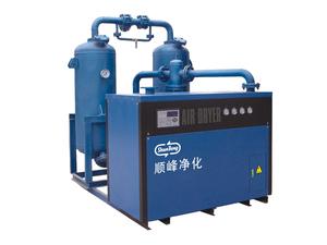 SF系列组合式微热再生干燥器