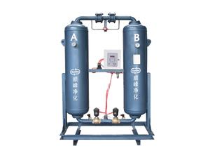 无热再生吸附式干燥器